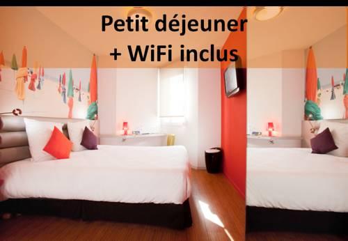 ibis Styles Saint Brieuc Gare Centre : Hotel near Saint-Brieuc