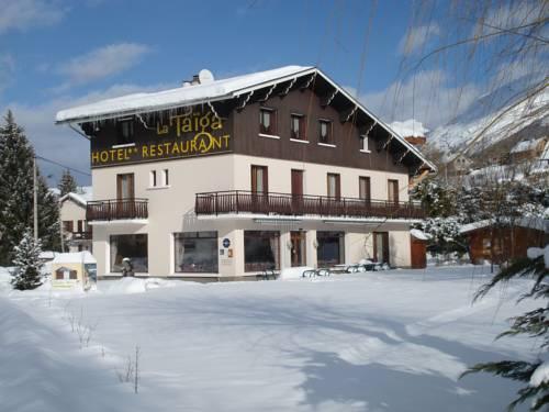 La Taïga : Hotel near Corrençon-en-Vercors