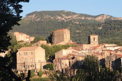 Le Méditerranée : Apartment near La Vacquerie-et-Saint-Martin-de-Castries