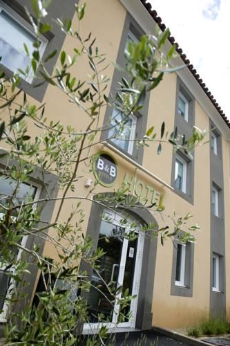 B&B Hôtel Aix-en-Provence Le Tholonet : Hotel near Meyreuil