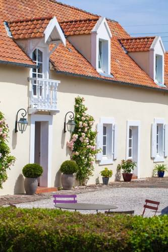 Le Colombier : Bed and Breakfast near Audembert