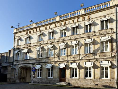 Najeti Hôtel de L'univers : Hotel near Arras