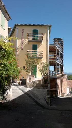 Hotel Galilee : Hotel near Aubenas-les-Alpes