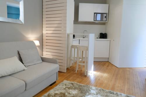 Sejourneur- Quinconces Studio 2 : Apartment near Bordeaux