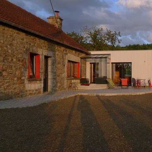 La Maison De Coco : Guest accommodation near Chahains