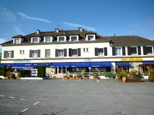 Le Relais de la route bleue : Hotel near Saint-Loup