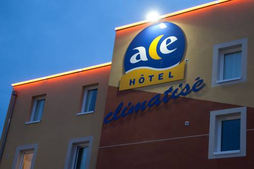 Ace Hotel Noyelles : Hotel near Billy-Montigny