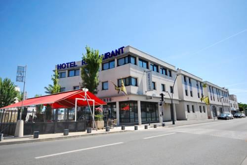 Hotel De Loire et Restaurant Les Bateliers : Hotel near Saint-Barthélemy-d'Anjou