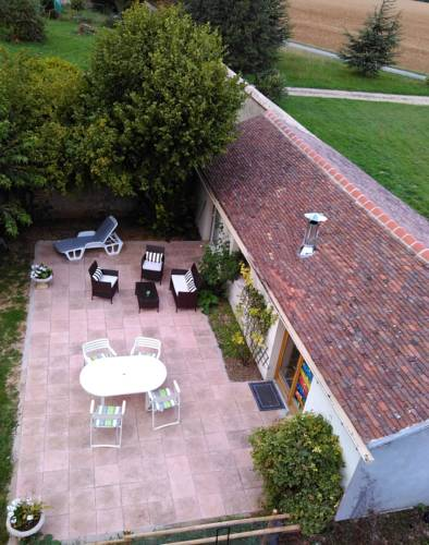 Gîte proche de Giverny : Guest accommodation near Saint-Germain-de-Fresney