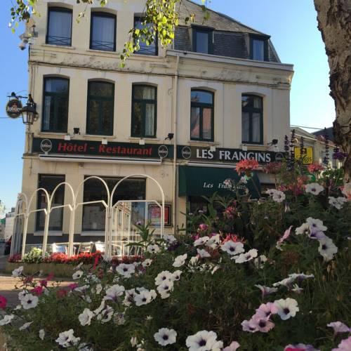 Hôtel Les Frangins : Hotel near Clairmarais