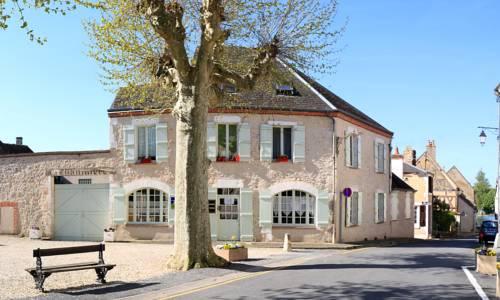 La Chaumière : Guest accommodation near Neuvy-sur-Loire