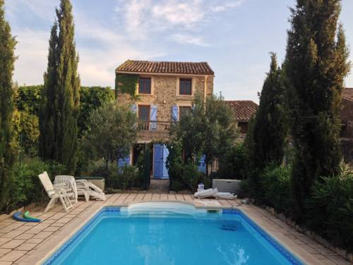 Ivy House Oupia : Guest accommodation near Aigne