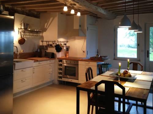 L'oisellerie Cottages : Guest accommodation near Fontaine-les-Bassets