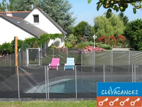 Le Gîte Anjoué : Guest accommodation near Beaulieu-sur-Layon