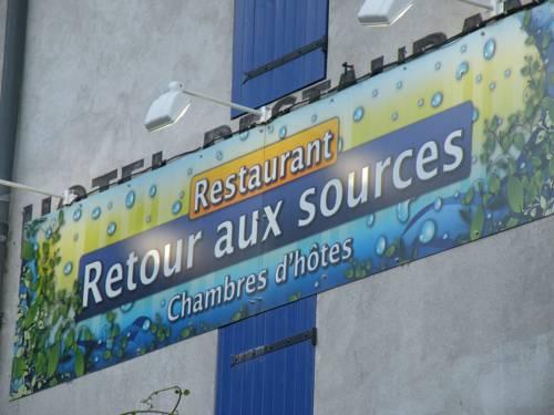 Retour Aux Sources : Bed and Breakfast near Saint-Pierre-de-Colombier