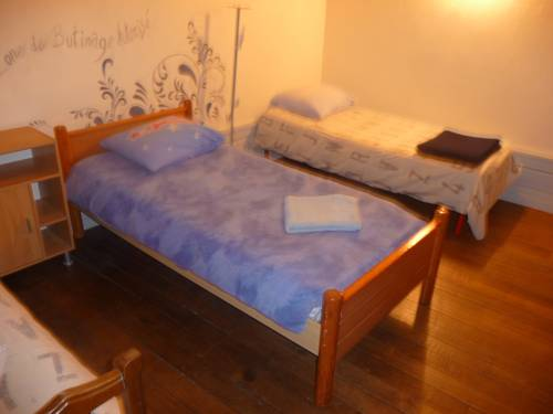 Chambres au centre ville : Guest accommodation near Herbeuval