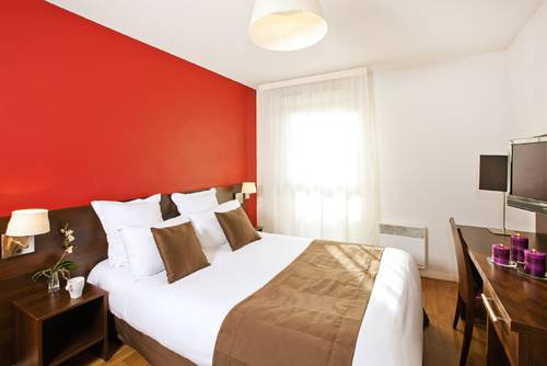 Séjours & Affaires Paris-Malakoff : Guest accommodation near Bagneux