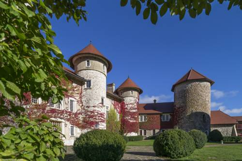 Château de Thorens : Apartment near Aviernoz