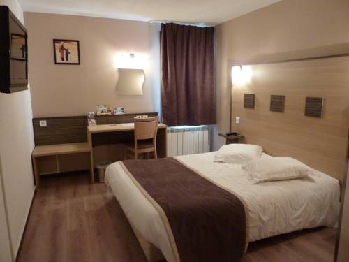 Comfort Hotel & Restaurant Angers Beaucouzé : Hotel near Bouchemaine