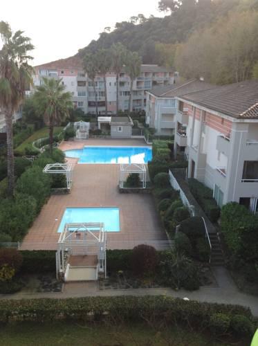 Domaine de l'Oasis : Apartment near Villeneuve-Loubet