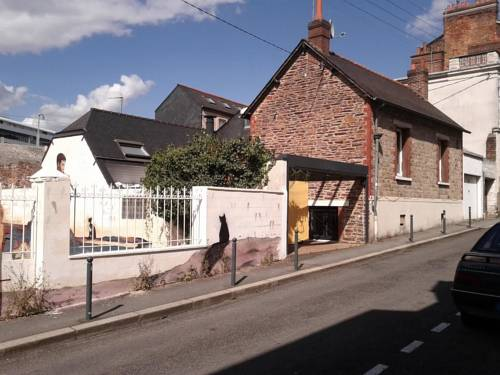 Gite Le Patio : Guest accommodation near Rennes