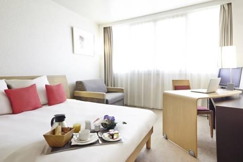 Novotel Paris Sud Porte de Charenton : Hotel near Maisons-Alfort