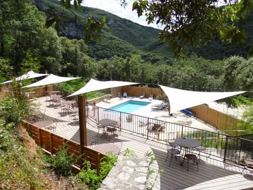 Le Belvedere : Hotel near Labastide-de-Virac