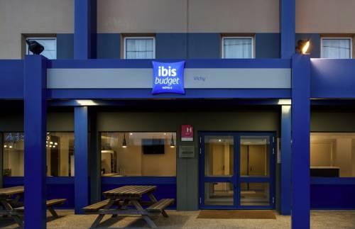 Hotel Ibis Budget Vichy : Hotel near Serbannes