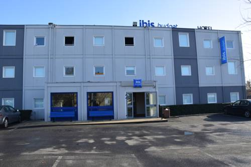 Ibis Budget Villeneuve Le Roi : Hotel near Vigneux-sur-Seine