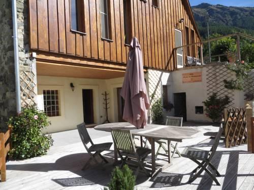 L'écrin du champsaur : Guest accommodation near Saint-Jacques-en-Valgodemard