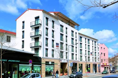 Appart'City Confort Lyon Vaise : Guest accommodation near Tassin-la-Demi-Lune