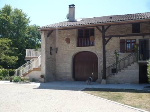 Maison Souriau : Guest accommodation near Jasseron