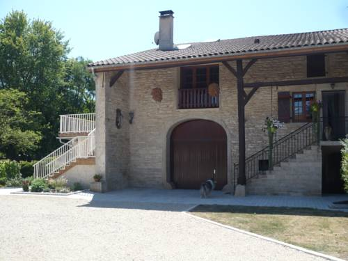 Maison Souriau : Guest accommodation near Villereversure