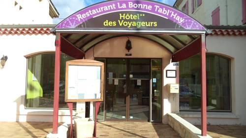 Le Logis Des Voyageurs : Hotel near Saint-Laurent-du-Pape