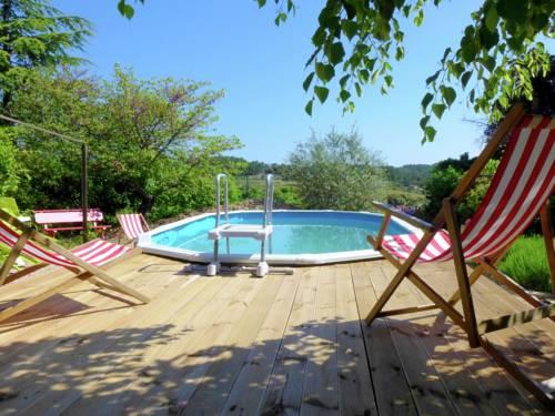 Maison De Vacances - La Caunette : Guest accommodation near Aigues-Vives