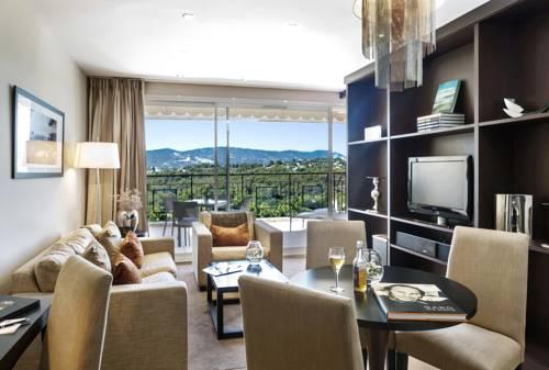 Royal Mougins Golf, Hotel & Spa de Luxe : Hotel near La Roquette-sur-Siagne