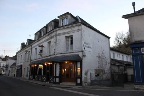 L'Auberge de la Ramberge : Hotel near Pocé-sur-Cisse