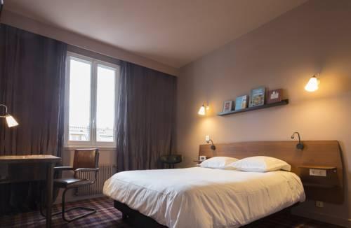 Hotel Beaulieu Lyon Charbonnières : Hotel near Grézieu-la-Varenne