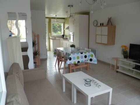 Les Carcahutes : Guest accommodation near Ambleteuse