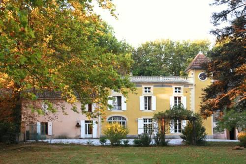 Château de la Prade : Bed and Breakfast near Carlipa