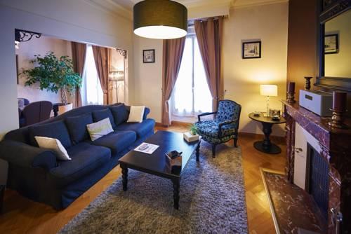 Appartement Plantagenet : Apartment near Le Mans