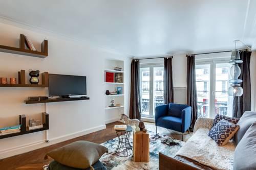 Sweet Inn -Etienne Marcel : Apartment near Paris