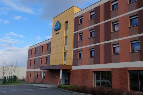 Hôtel Akena City Saint-Amand-Les-Eaux : Hotel near Bousignies