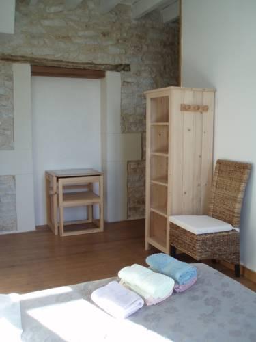 Les Chambres d'Hostun : Bed and Breakfast near Saint-Lattier