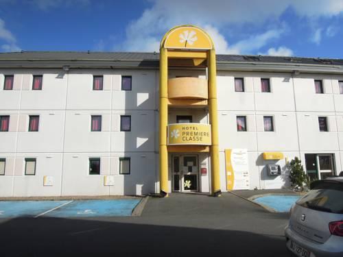 Premiere Classe Orleans Ouest - La Chapelle St Mesmin : Hotel near Saint-Hilaire-Saint-Mesmin