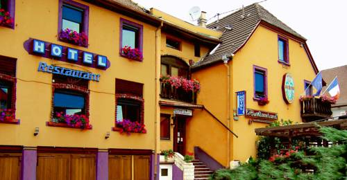 Hotel Restaurant Cristal : Hotel near Wintzenheim