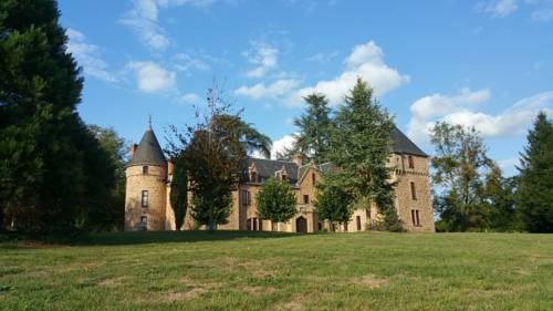 Château de Bussolles : Guest accommodation near Saint-Pierre-Laval