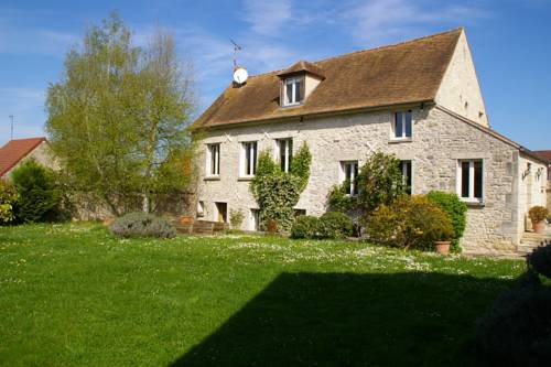 La Musardine en Vexin : Guest accommodation near Bray-et-Lû