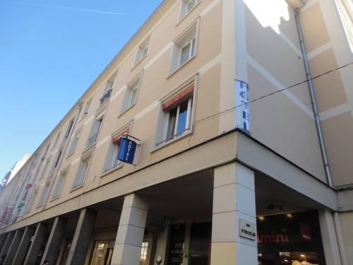Hotel Les Arcades : Hotel near Rouen