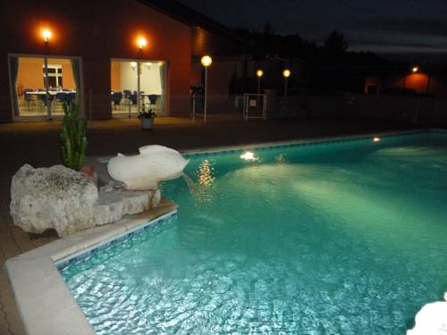 Hôtel d'Occitanie : Hotel near Pont-du-Casse